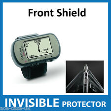 Garmin Foretrex 401 INVISIBILE Front Screen Protector Shield-Military Grade