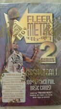 1996-97 Fleer Metal Series 2 basketball factory-sealed hobby box
