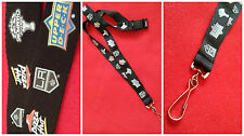 LA Kings Stanley Cup Champs2012 NHL Hockey Lanyard Neck Cord Keychain Upper Deck