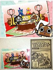 Monster Hunter AIROU Clear File Hinamatsuri A5 Sz CAPCOM Licensed New Cat Kitty