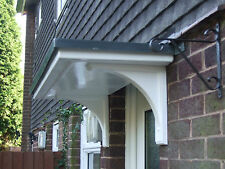 NEW DRIPROLL GRP DOOR CANOPY  PLUS FREE BRACKETS