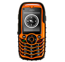 Handy Utano Togo Outdoor Baustellenhandy Dual SIM 2,0 Mp Blitz Stoßfest-IP67