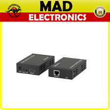 TCP/IP Cat5e HDMI Extender - UP TO 100m with IR Repeater