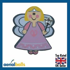 REDUCED...Cute Pink Fairy Fairies Car Aerial Ball Antenna Topper