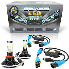 GENSSI™ LED Conversion Kit Headlight Headlamp HID Upgrade 5000K 5K H7