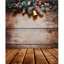 5x7FT Christmas Gifts Photography Vinyl Backdrop Studio Floor Photo Background