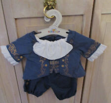 Build a Bear BEAST Costume Outfit Disney BEAUTY AND THE BEAST New With Tags