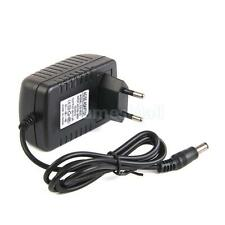 EU Plug AC100-240V to DC 6V 2A Power Supply Charger Adapter Connector 5.5mm