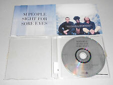 MAXI SINGLE CD M People-sight for archivio Eyes 1994 4. tracks