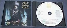 ALL ABOUT EVE Debut GERMANY PMDC CD Goth Rock Indie