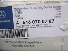 RICHTIG NEU ORIGINAL MERCEDES-BENZ C-KLASSE W203 C 200 CDI INJEKTOR A6460700787