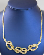 Park Lane Surgical P.E. Necklace Gold Tone