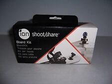 Ion Shoot/Share Board Mount Kit With CamLOCK For Ion Camera NEW!