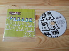 CD Pop Garish - Parade (11 Song) Album TAPETE