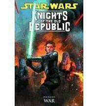 Star Wars - Knights of the Old Republic - War Vol. 10 Miller Graphic Novel