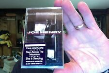 Joe Henry- Murder of Crows- new/sealed cassette tape