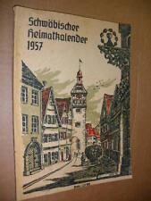 Schwäbischer Heimatkalender 1957