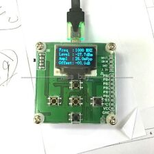 1-3000Mhz OLED RF Power Meter 55~-5 dBm 1nW~2W Power Set RF Attenuation Value