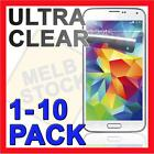 Ultra Clear Screen Protector LCD Film Guard Cover for Samsung Galaxy S5 i9600 4G