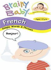 Brainy Baby - French Audrie Neenan, Veena DVD