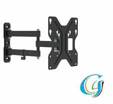 Nuevo movimiento completo Inclinación Giratoria Wall Mount Bracket para 22 24 26 29 32 LED TV G4RCE