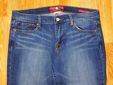LUCKY BRAND SWEET'N CROP BLUE JEANS WOMEN'S SIZE 10/30 GREAT CONDITION