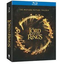 The Lord of the Rings: The Motion Picture Trilogy (Blu-ray 6-Discs) LENTICULAR!