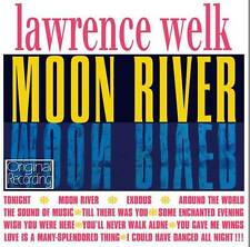 LAWRENCE WELK - MOON RIVER (NEW SEALED CD) ORIGINAL RECORDING