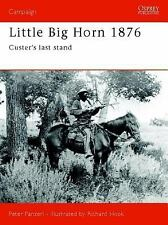 Little Big Horn 1876: Custer's Last Stand (Campaign), Peter Panzeri, Good Book