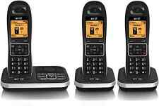 BT 7610 Trio Digital Cordless Answer Phone with Speaker Phone & Call Blocker