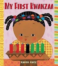 My First Kwanzaa (My First Holiday)-ExLibrary