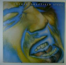 "12"" LP - Joe Cocker - Sheffield Steel - k6153 - washed & cleaned"