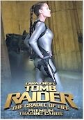 Laura Croft Tomb Raider Cradle of Life TR2-1 Promo Card