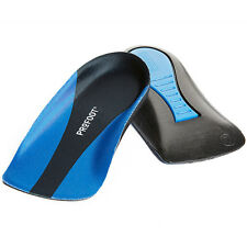 NEW Plantar Fasciitis Clinically Tested Shock Absorbing Heel Cup Insoles- Mens