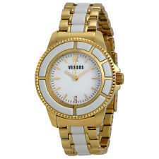 Versus by Versace Tokyo White Dial Two-tone Ladies Watch AL13SBQ701A071