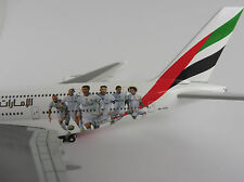 EMIRATES Airbus A380-800 REAL MADRID 1/500 Herpa 529242 A 380 A380 A6-EOA