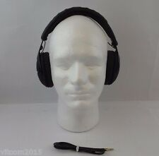 Marshall Monitor Over-Ear Headphones + Audio Cable / Used / Read! #4Mar