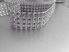 WEDDING CAKE DECORATING TRIM DIAMONTE SPARKLY  RIBBON BRIDAL EFFECT 3Yards