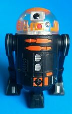 Star Wars 2015 Disney BAD Build a Droid Factory Black Orange R3 Wizard Hat New