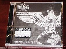 Marduk: World Funeral - Expanded Edition CD 2014 Bonus Tracks CM Germany NEW