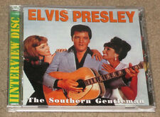 Elvis Presley The Southern Gentleman CD EFE EP 98 Like New