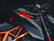 KTM super duke 1290 aufkleber Akrapovic WP sticker decal kit sponsorship
