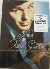 FRANK SINATRA MGM MOVIE DVD COLLECTION 5 DISC DVD NEW BOX SET SEALED PROMO