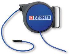Druckluft Schlauchaufroller 10 mm, 16 m, 15 bar Orginal Berner    216068