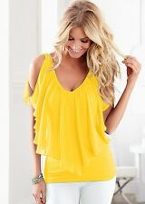 Plus Size Summer Women T-Shirt Tank Fashion Loose Vest Sleeveless Tops Blouse
