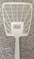 PURINA CHOW Brand Feed pet advertising fly swatter NOS General Store Advertising