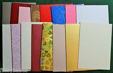 """10 S/F Card Blanks/Env 6x4"""" NEW LUCKY DIP ONLY 99p!!!!"""