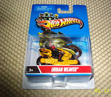 Urban Weaver Hot Wheels 2013 Street Bike Race Motorcycle