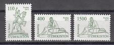 Uzbekistan Usbekistan MNH** 2013 Mi.1059-1061