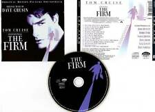 THE FIRM - Cruise,Hackman,Pollack (CD BOF/OST) Dave Crusin 1993